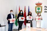 El Ayuntamiento de Fuente Álamo y la Asociación de Comerciantes del municipio ponen en marcha la iniciativa 'Tarjeta Regalo' para apoyar al comercio local