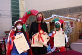 La Alcaldesa de Archena firma 'el contrato de la Navidad'