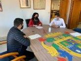 El Ayuntamiento de Alguazas y la Asociación de Comerciantes firman un convenio de colaboración