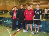 El IES Juan de la Cierva participó en la Jornada Zona Sur de Tenis de Mesa de Deporte Escolar