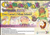 Instauran a partir de este año las figuras de Don Carnal y La Musa infantil
