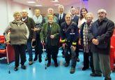 La Comunidad difunde la prevención contra incendios entre mayores y personas con discapacidad