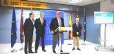 La Región de Murcia será pionera del programa Silex a nivel nacional con la instalación de cien nuevos acelerógrafos para monitorizar todos los movimientos sísmicos