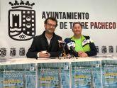 Campeonato Regional de Invierno de Natación en Torre-Pacheco los días 27 y 28 de enero