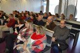 El Ayuntamiento presenta a sus empleados sus presupuestos participativos 2019, que contarán con 350.000 euros