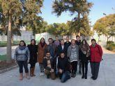 Cinco jóvenes de Garantía Juvenil contratados durante seis meses para el desarrollo de dos proyectos en el municipio de Torre Pacheco
