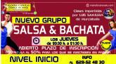 Salsa & Bachata y Sevillanas, nuevos cursos en la Escuela de Danza Manoli C�novas