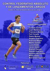 Intenso fin de semana para los atletas del Club Atletismo Alhama