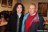 El alcalde felicita al Nazareno de Honor y a la Pregonera de la Semana Santa del 2020 , José Antonio García Sánchez y Carmen Ibáñez Aznar