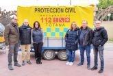 La Hermandad de la Verónica de Totana dona 1.600 kilos de alimentos, productos de higiene y ropa a la Fundación Jesús Abandonado