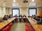 CROEM y PSRM-PSOE mantienen un encuentro para hablar de prioridades de la legislatura