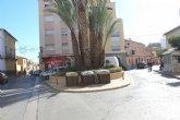 Estudiarán el posible cierre al tráfico rodado de la plaza Francisco Martínez Palao para reconvertirla en zona de juegos y disfrute de los peatones