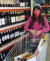 La campaña 'Alguazas es un Regalo' genera más de 12.000 compras durante la Navidad en los comercios locales