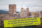 """Concesión de 152.304,70 euros para el PMEF """"Adecuación paraje Estrecho de la Arboleja 2020'"""