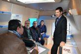 La oficina móvil del INFO visita San Pedro para atender a los empresarios pinatarenses