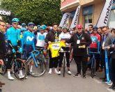 La Vuelta Ciclista a Murcia rinde homenaje póstumo a Antonio Sarabia