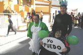 Los Centros de Día para la Discapacidad celebran este jueves 20 de febrero el II Carnaval Adaptado de Totana