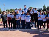 Cieza celebra la primera jornada de Atletismo Incluivo