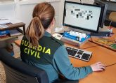 La Guardia Civil detiene a un vecino de Calasparra por injurias con publicidad a varias jóvenes del municipio