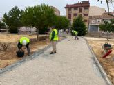 El Parque de La Paz de El Palmar supondrá un nuevo ´pulmón´ verde de 15.534 metros cuadrados para la pedanía