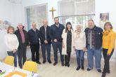 Cáritas parroquial atiende en San Pedro del Pinatar a más de 265 usuarios dentro del proyecto Cesta Solidaria