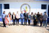 El nuevo c�nsul de Ecuador en Murcia, Miguel �ngel Mac�as, se presenta oficialmente en Mazarr�n
