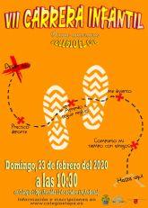 VII Carrera Infantil Colegio El Ope