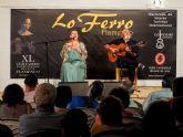 Abiertas las inscripciones para el 'Concurso de Cante'del Festival Internacional de Cante Flamenco de Lo Ferro