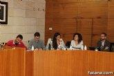 El Grupo Municipal Socialista exige a López Miras que cumpla sus promesas electorales