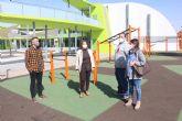 El proyecto ganador de los presupuestos participativos renueva la imagen del Centro de Ocio y Artes Emergentes