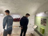 El Ayuntamiento reabre este fin de semana al público el Centro de Interpretación de la Naturaleza y las Casas Cueva de Puerto Lumbreras