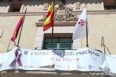 Elevan una moción conjunta, a excepción del Grupo Municipal VOX, para conmemorar el Día Internacional de la Mujer