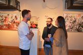 El ilustrador Juan Castaño lleva al Museo de San Javier su 'Kawaii review'