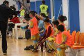 El futuro del Fútbol Sala español compite este fin de semana en el Campeonato de España Benjamín que se celebra en San Javier