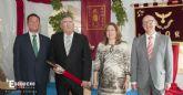 El Tercio Romano 'Hermenegildo Fresneda Pujol' nombra Romano del año a Alfonso Pérez