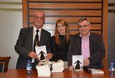 """El ayuntamiento acoge la presentación del libro """"Sacerdotes y Seminaristas de Campos del Río"""""""
