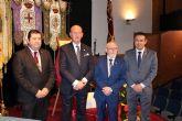 Marcial Alarcón anunció la Semana Santa en el Pregón que ayer se celebró en Alcantarilla
