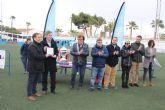 Madrid se proclama campeona de España alevín  en el campeonato de fútbol 8 femenino celebrado en San Pedro del Pinatar