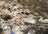 La Junta de Gobierno aprueba la limpieza de 15 vertederos clandestinos en el término municipal