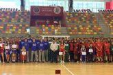 Clubes de toda España compiten en Cartagena por el I Torneo de Baloncesto ´Cartagena Ciudad de Tesoros´