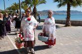 Pasacalles huertano de los mayores de Puerto de Mazarrón