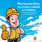 El Ayuntamiento de San Javier pone en marcha un servicio de abastecimiento de productos de primera necesidad a personas con dificultades por el aislamiento