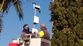 Alcantarilla amplía su red de equipos para medir la calidad del aire y el ruido en el municipio