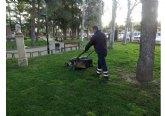 Brigada municipal: trabajos del 17 y 18 de marzo