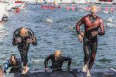 250 atletas en el VIII Triatlón sprint Marina de Las Salinas