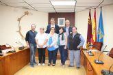 El Ayuntamiento renueva el convenio de colaboraci�n con las asociaciones de las pedan�as