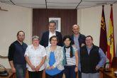 Las Asociaciones de Vecinos de nuestras pedan�as firm�n un convenio de colaboraci�n con el Ayuntamiento de Alhama