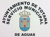 Los trabajos de limpieza en el depósito de agua de Virgen de las Huertas pueden ocasionar hoy miércoles problemas de presión en el servicio de abastecimiento a los usuarios