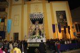 El Nazareno y La Esperanza, protagonistas en la noche de Miércoles Santo