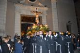 La procesión del Silencio vuelve un año más a marcar la solemnidad del Miércoles Santo torreño